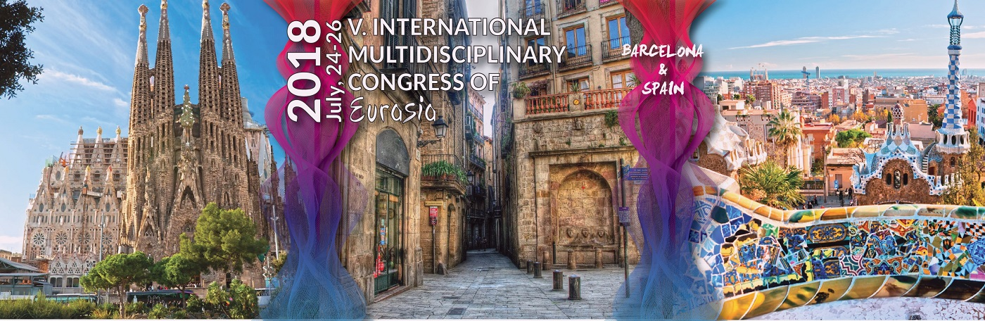 V. International Multidisciplinary Congress of Eurasia